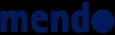 Mendo Legal somos la compañía de abogados. Brindamos consultoría, servicios, tecnología y talento a departamentos legales y firmas de abogados. Logo